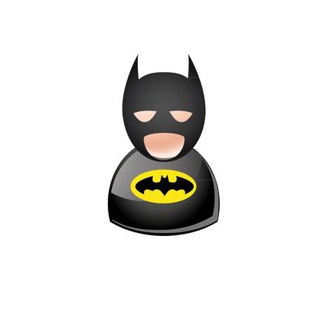 batman: batman vector illustration Stock Photo