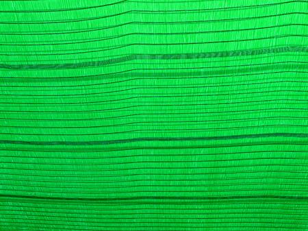 to shading: Green sun shading net texture Stock Photo