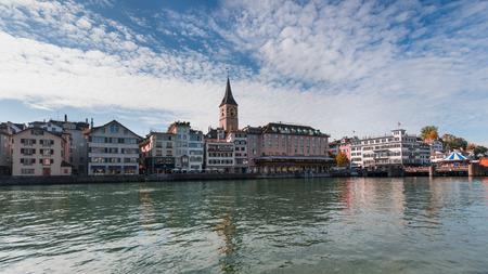 zurich: Zurich city.