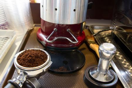 Coffee powder and blender coffee Bean machine