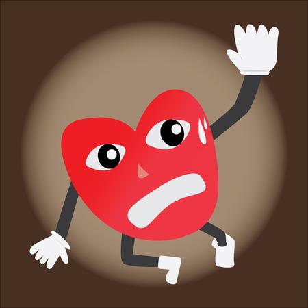 Heart helpless