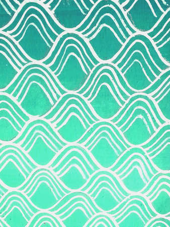 design: Wave pattern for concept design