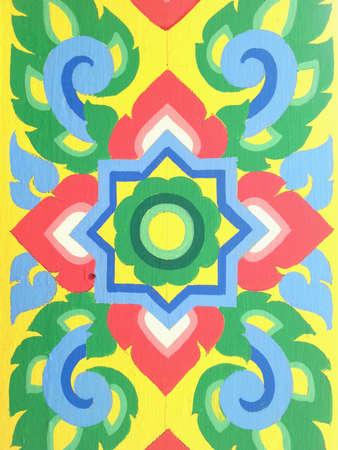 creative: Thai pattern for concept design Stock Photo