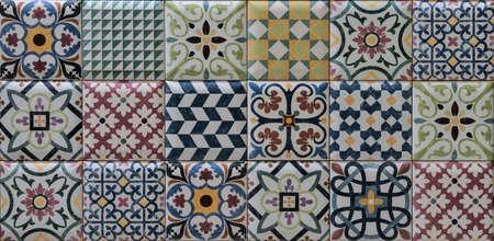 azulejos de cerámica para decoración