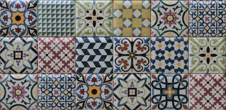 ceramic tiles for decoration
