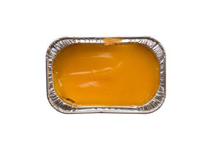 aluminium: orange cake aluminium foil cup