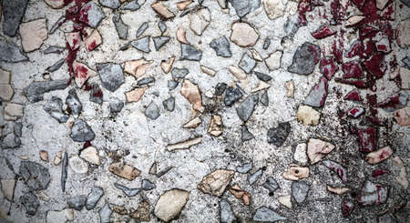 cement texture: texture of cement stone wall Stock Photo