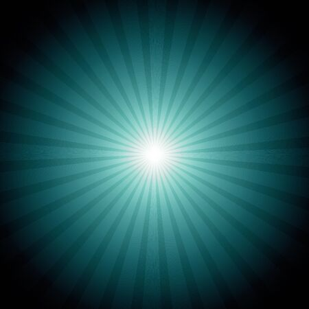 Grey abstract background sun sky light blue rays photo