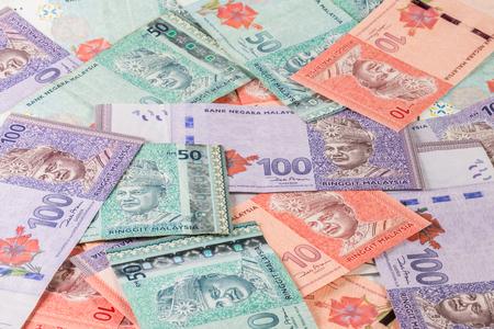 financial reward: Malaysia currency