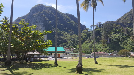 View of the phi phi phi islands