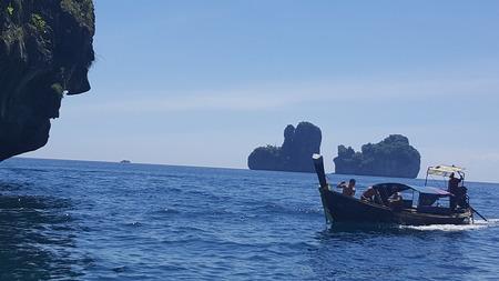 Kho phi phi boat