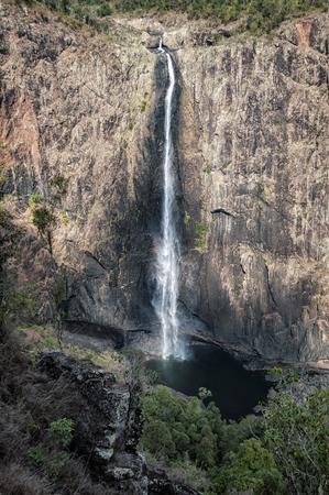 queensland: Famous Wallaman Waterfalls in Queensland, Australia
