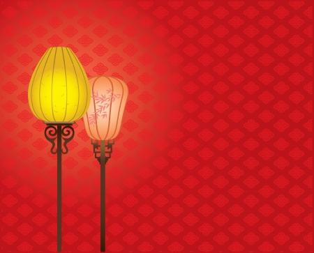 showcase interior: Capodanno cinese, zona giusto spazio per voi a mettere il proprio messaggio fortunato