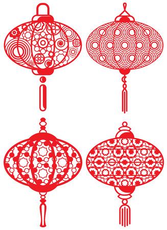 faroles: Linternas Contemporáneo diseño conjunto