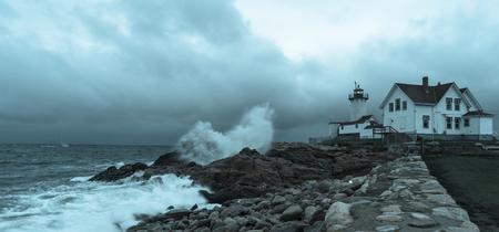 shorelines: Eastern Point Lighthouse