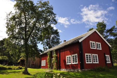 Traditional Scandinavian House