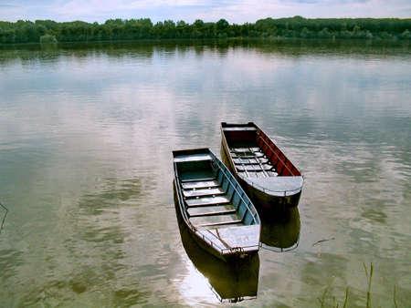 Serenity,Lake scenery photo