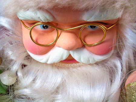 moods: Santa Claus in all kind of moods,grouch