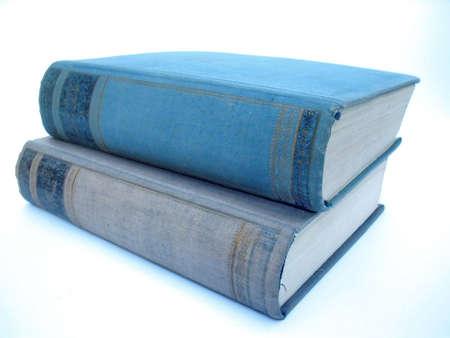 Two Old Books Reklamní fotografie