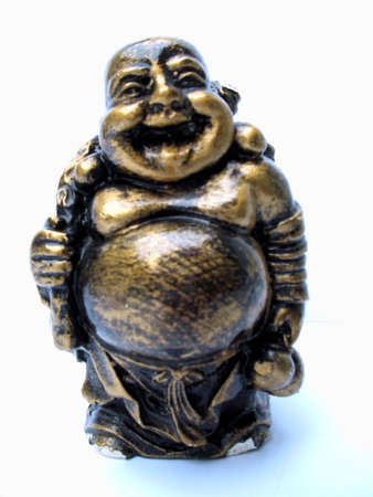 transcendent: Laughing Buddha