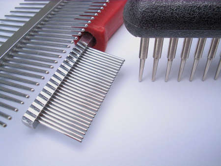 Pet brushes  for  dogs and cats