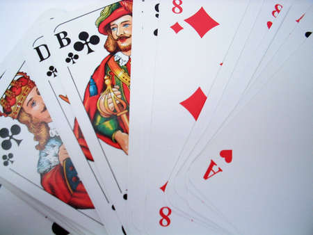 pokers: Playing cards