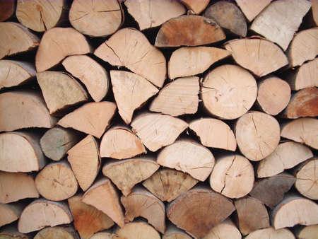 Fire wood pile 1
