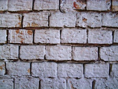 deteriorate: Grunge Brick Wall series Stock Photo