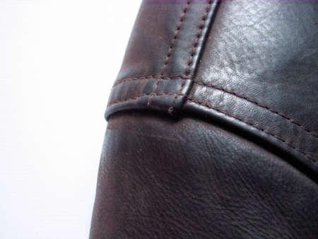 leather jacket,shoulder Stock Photo - 2482533
