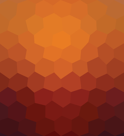 telephone poles: Kaleidoscopic low poly style triangle vector mosaic background Illustration