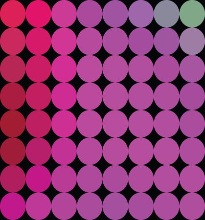 kaleidoscopic: Kaleidoscopic low poly style triangle vector mosaic background Illustration