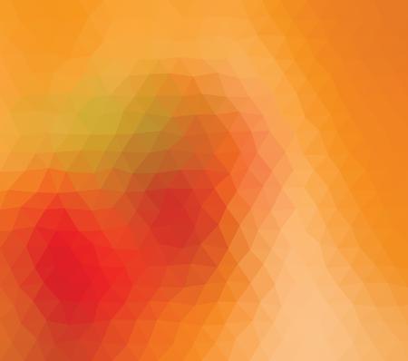telephone pole: Kaleidoscopic low poly style triangle vector mosaic background Illustration