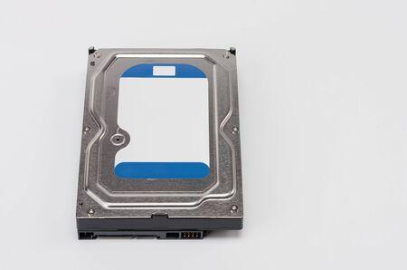 formatting: Internal Desktop Hard Drive on white background
