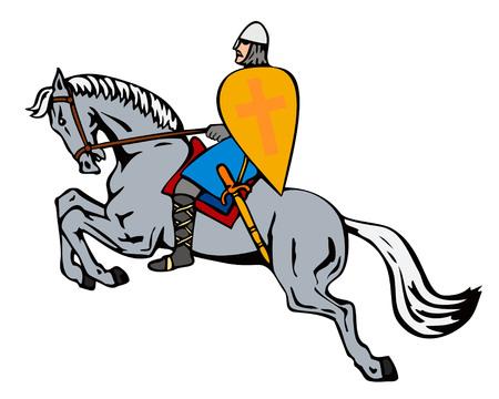 horseman: Caballero a caballo