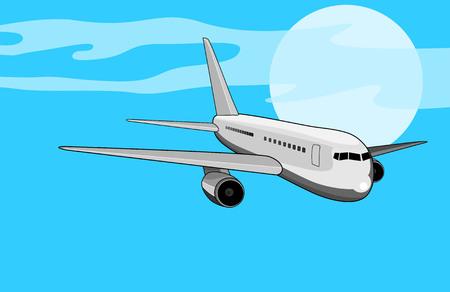 jumbo: Jumbo jet plane