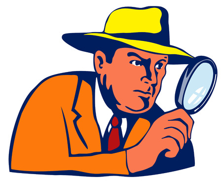 sleuth: Detective
