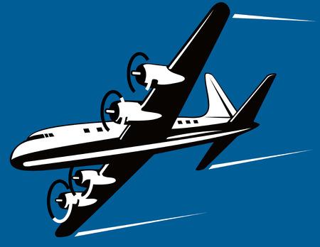 avioncitos: H�lice de avi�n que despegaba
