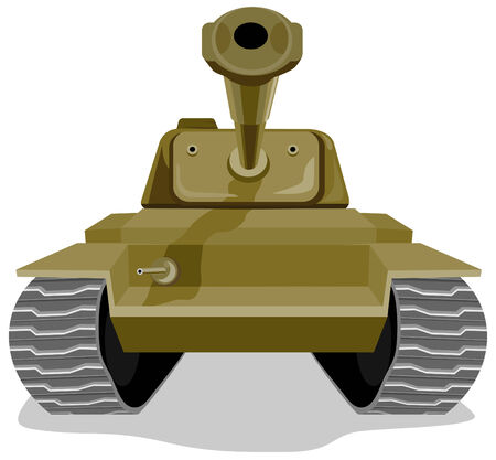 cisterne: Carro armato di battaglia