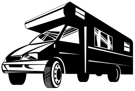 camper: Camper van