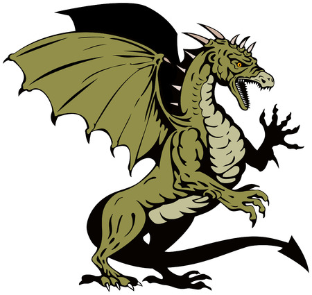mythical: Dragon