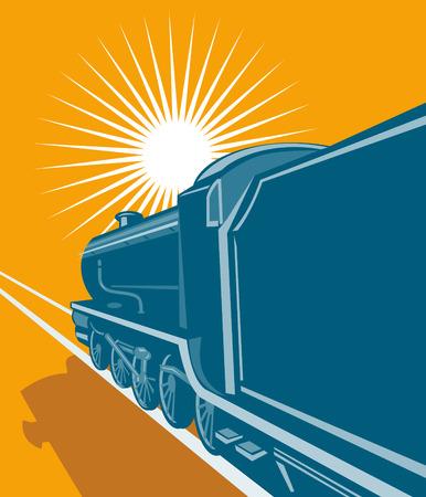 eisenbahn: Lokomotive