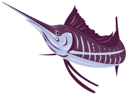 sailfish: Парусник Иллюстрация