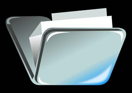 attache: Folder icon