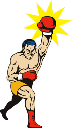 fullbody: Boxer pu�etazos