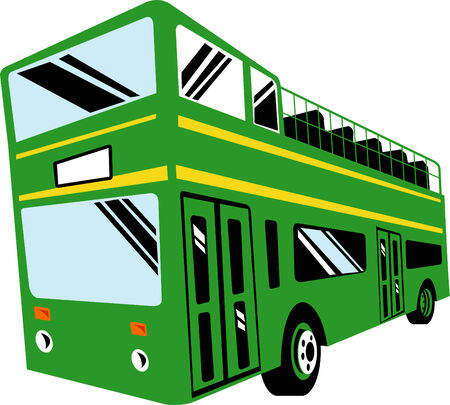 decker: Double decker bus