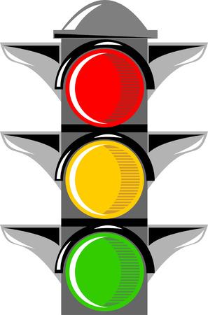stop light: traffic light