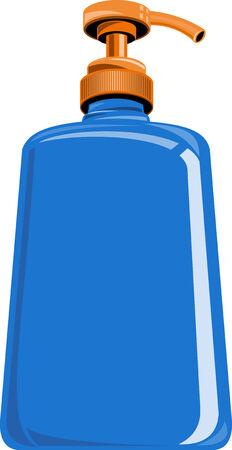 dispenser: Liquid soap pump dispenser