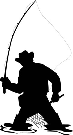 casting: Fly fishing