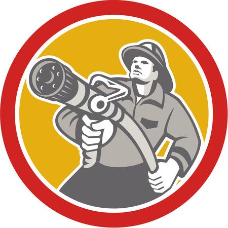 Звук Воды Из Пожарного Шланга