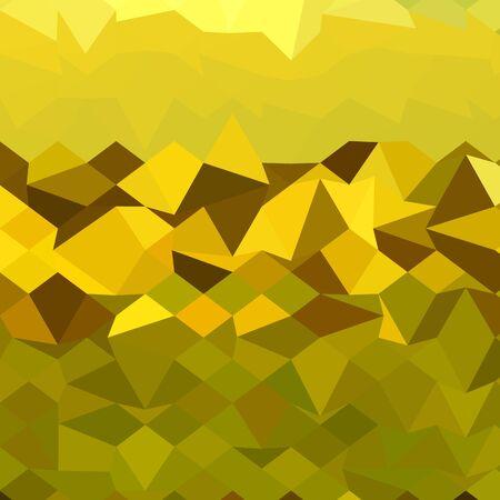 polyhedron: Ilustraci�n de estilo poligonal baja de una monta�a de fondo abstracto.
